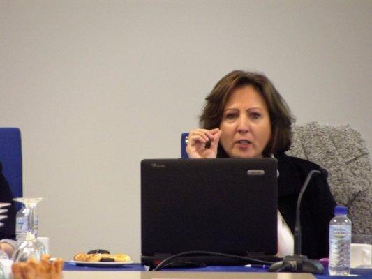 Teresa Peramato, Premio a la Igualdad Alicia Salcedo concedido por el ICA Oviedo